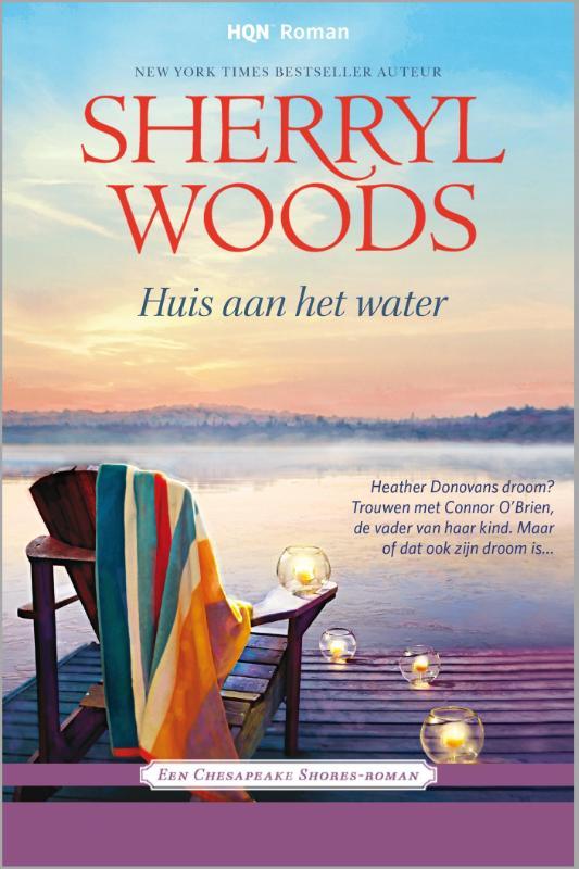 9789461994769 - Sheryl Woods: Huis aan het water (e-Book) - Boek