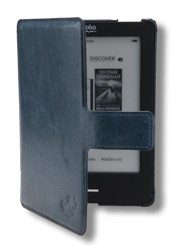 Gecko Covers Slimfit Beschermhoes voor Kobo Touch - Blauw
