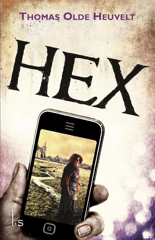 Kaft van e-book Hex