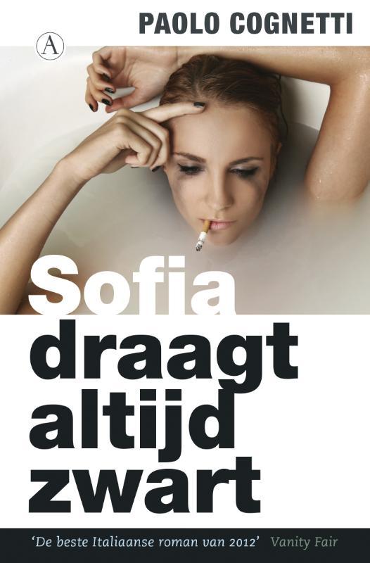 Kaft van e-book Sofia draagt altijd zwart