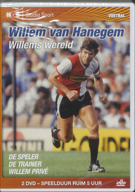 Willem Van Hanegem - Willems Wereld
