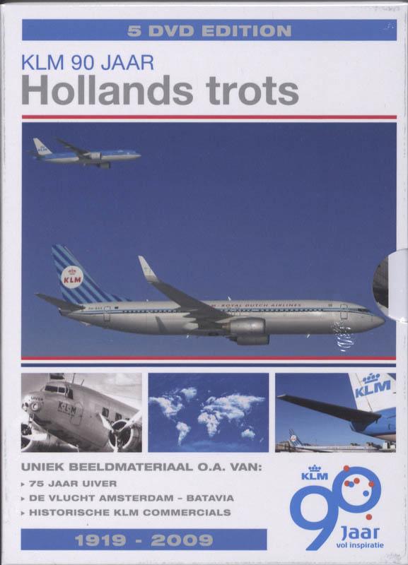 Klm 90 Jaar - Hollands Trots