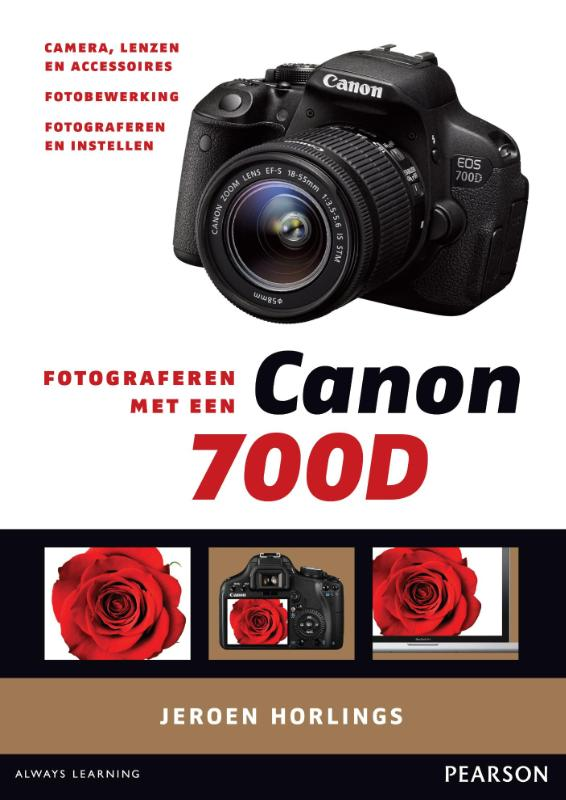LITERATUUR FOTOGRAFEREN MET CANON 700D
