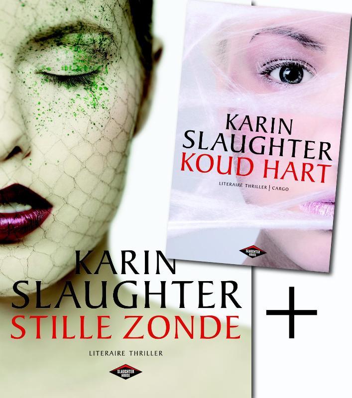 Kaft van e-book Stille zonde en koud hart