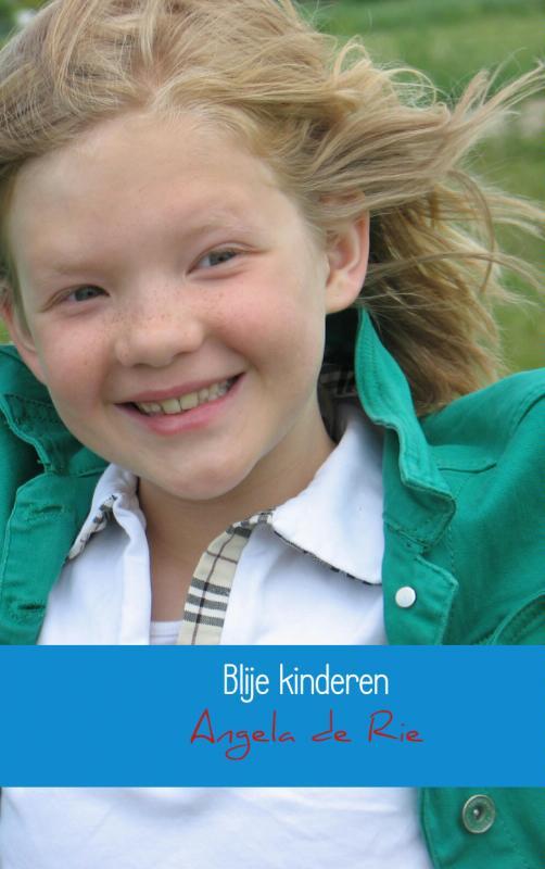Kaft van e-book Blije kinderen