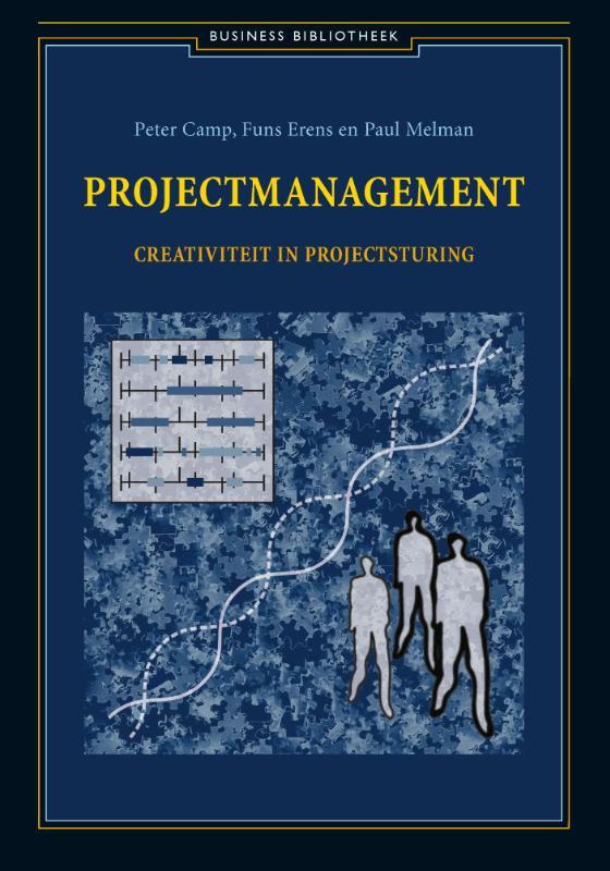 Kaft van e-book Projectmanagement