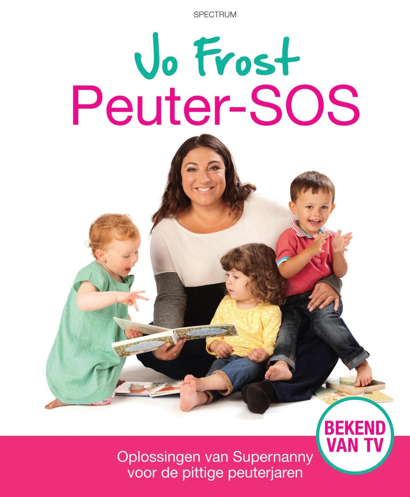 Kaft van e-book Peuter-SOS