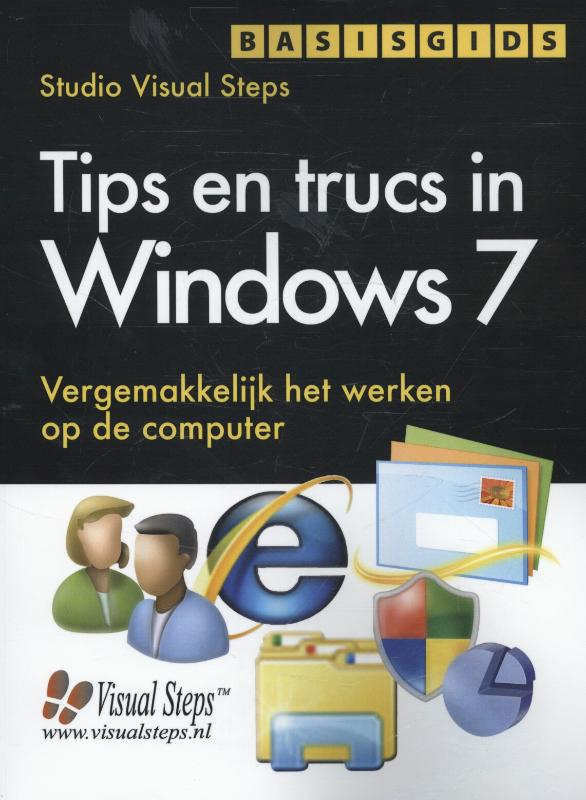 Basisgids tips en trucs in Windows 7 kopen