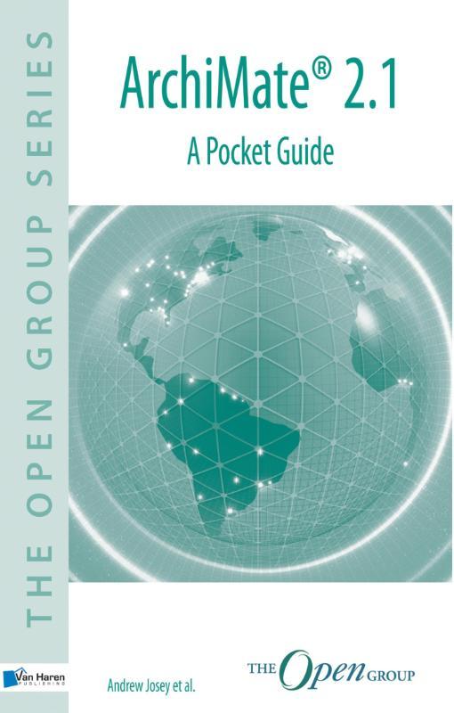 Kaft van e-book ArchiMate® 2.1 - A Pocket Guide