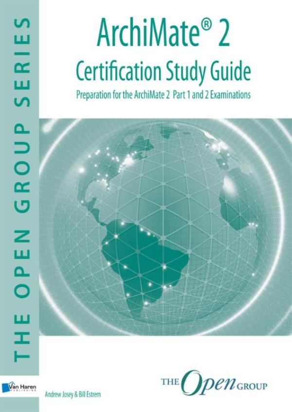 Kaft van e-book ArchiMate® 2 - Certification Study Guide