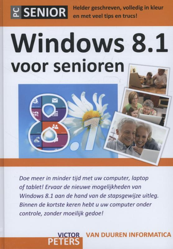 PCSenior: Windows 8.1 voor sen