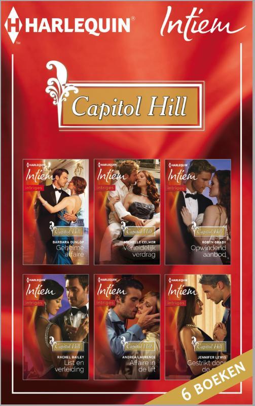 9789402501056 - Barbara Dunlop: Capitol Hill (e-Book) - Book