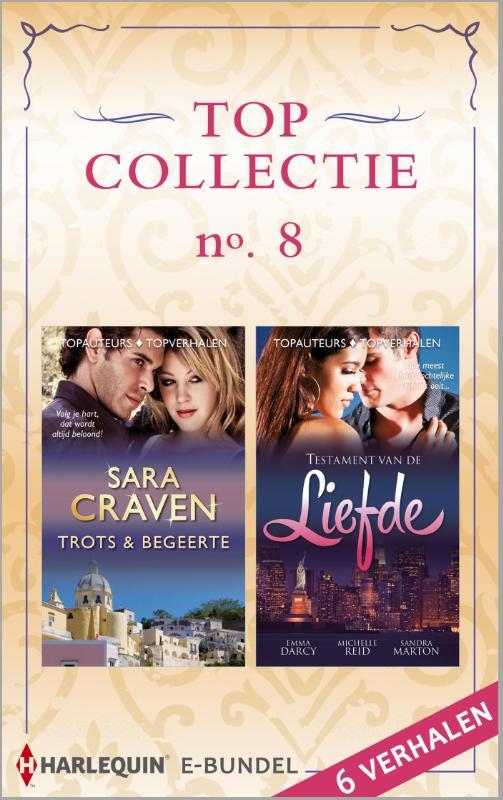 9789402501087 - Sara Craven: Topcollectie 8 (e-Book) - Book