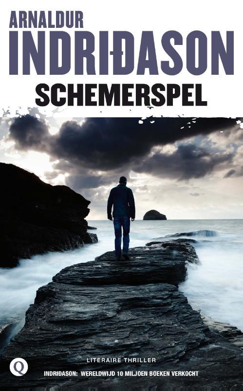 9789021454795 - Arnaldur Indridason: Schemerspel - Libro