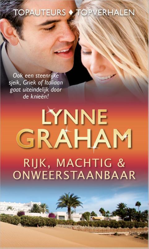 9789402502336 - Lynne Graham: Rijk, machtig en onweerstaanbaar (e-Book) - Book