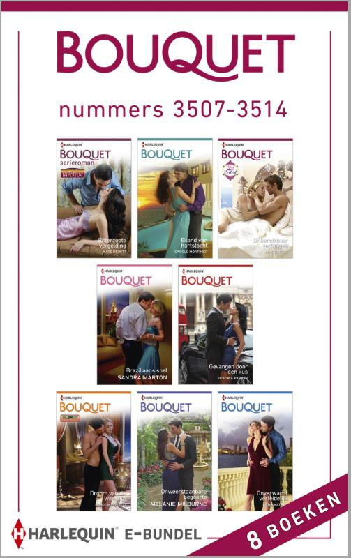 9789402502305 - Kate Hewitt: Bouquet e-bundel nummers 3507-3514 (e-Book) - Book