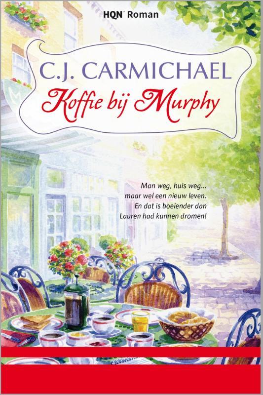 9789402502428 - C.J. Carmichael: Koffie bij Murphy (e-Book) - Book