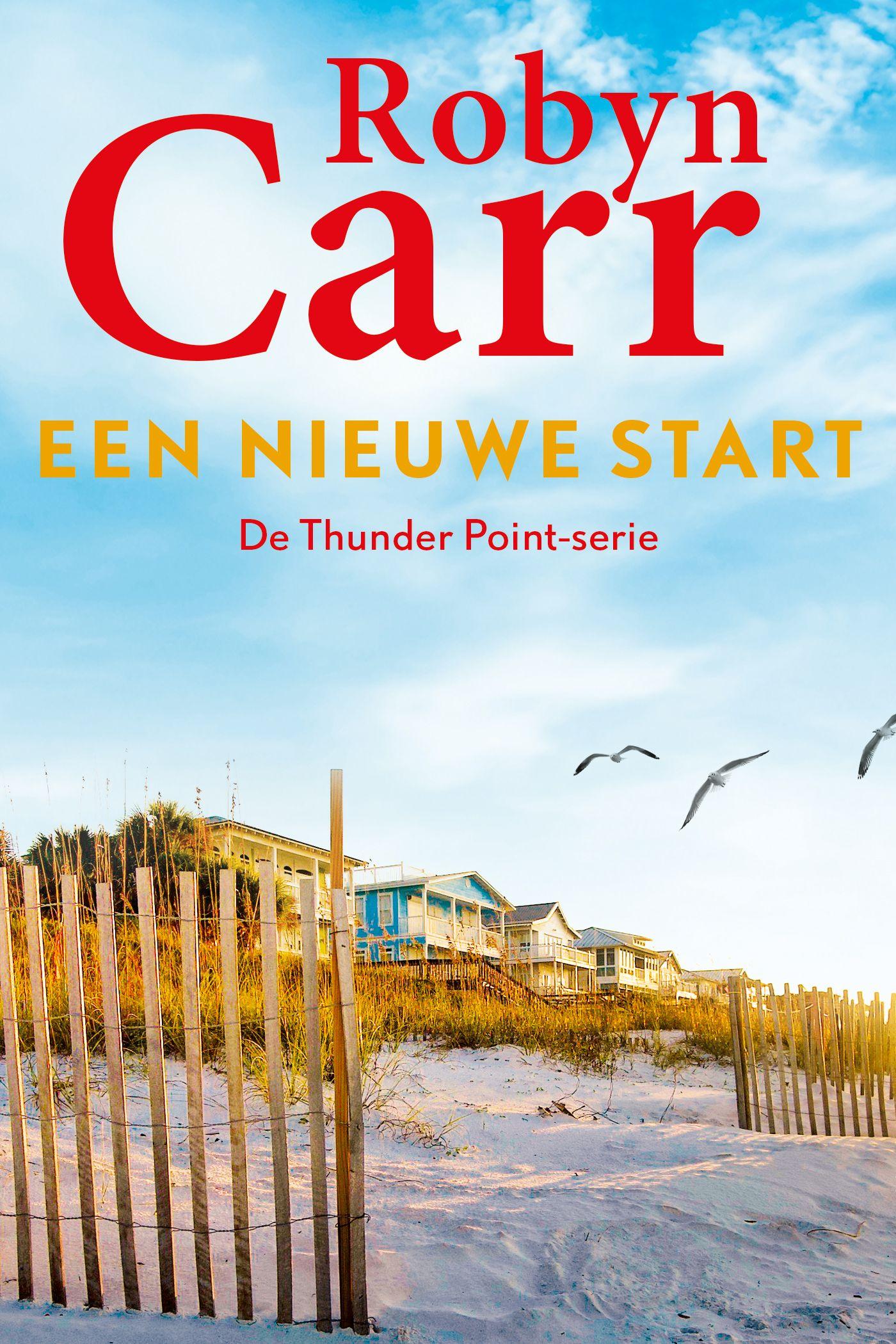 9789402502404 - Robyn Carr: Een nieuwe start (e-Book) - Book