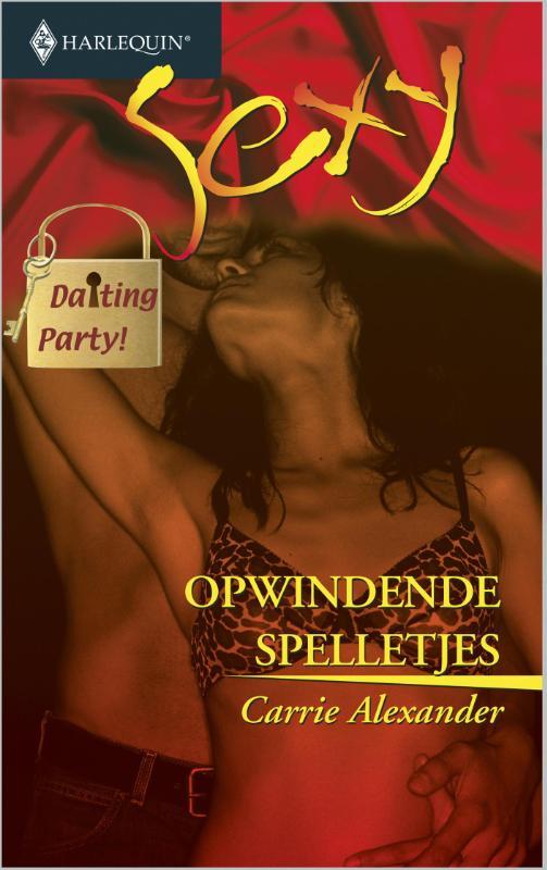 9789402502961 - Carrie Alexander: Opwindende spelletjes (e-Book) - Book