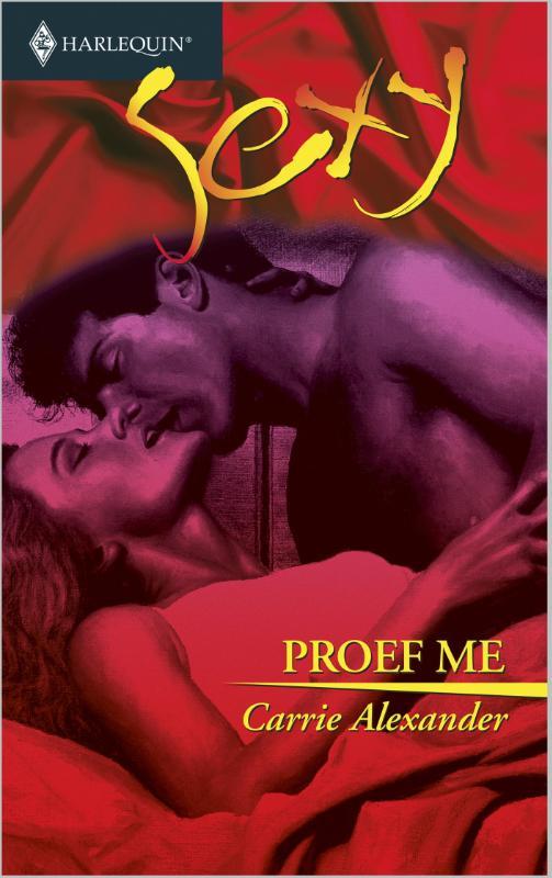 9789402502800 - Carrie Alexander: Proef me (e-Book) - Book