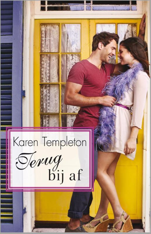 9789402502114 - Karen Templeton: Terug bij af (e-Book) - Book