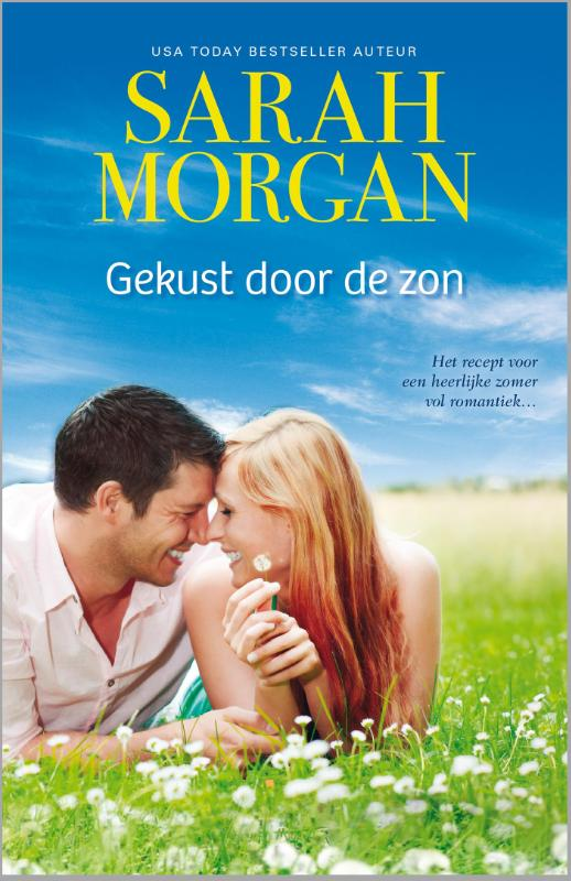 9789402502121 - Sarah Morgan: Gekust door de zon (e-Book) - Book
