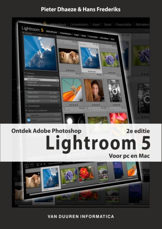VAN DUUREN ONTDEK LIGHTROOM 5, 2E EDITIE