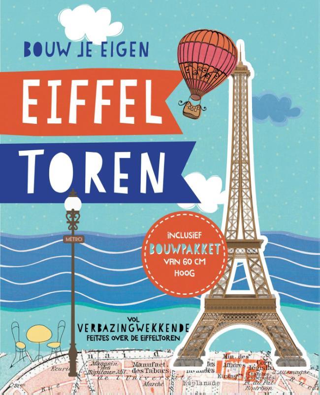 Bouw je eigen eiffeltoren is een uniek doe boek voor kinderen. nadat je eerst alles over de eiffeltoren in ...