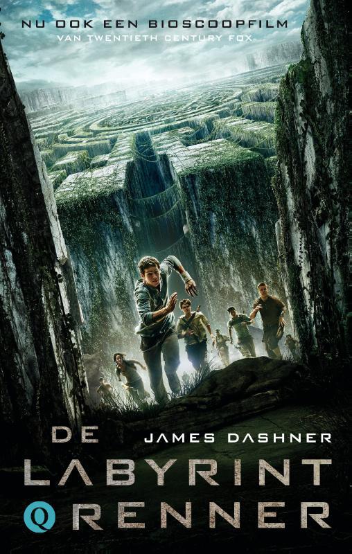 9789021454658 - James Dashner: De labyrintrenner - Libro