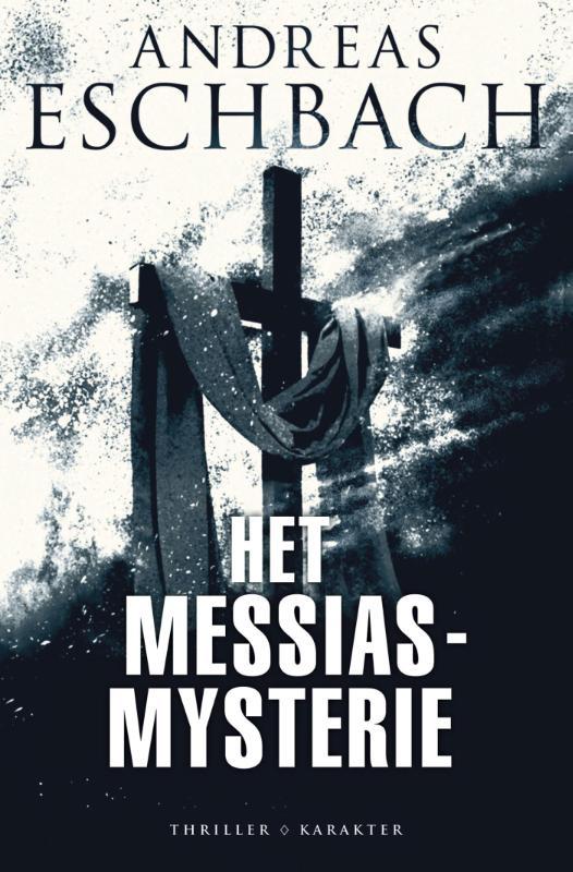 Kaft van e-book Het Messias-mysterie