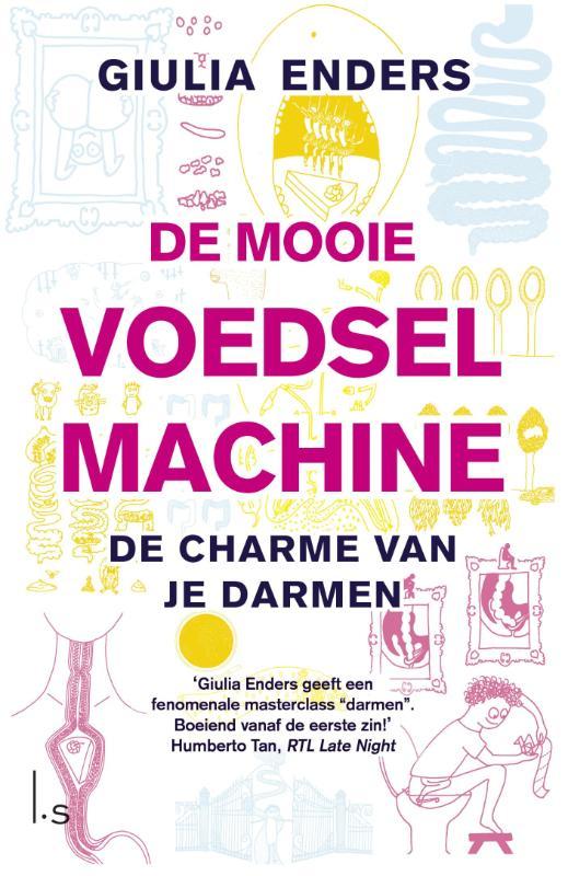 Kaft van e-book De mooie voedselmachine