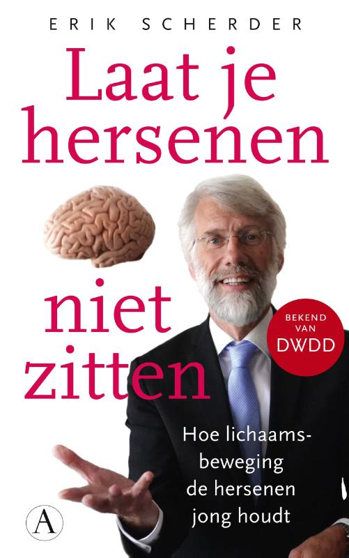 Kaft van e-book Laat je hersenen niet zitten