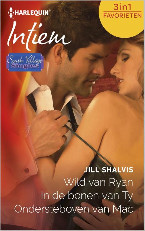 9789402507188 - Jill Shalvis: Wild van Ryan; In de bonen van Ty; Ondersteboven van Mac (e-Book) - Kniha