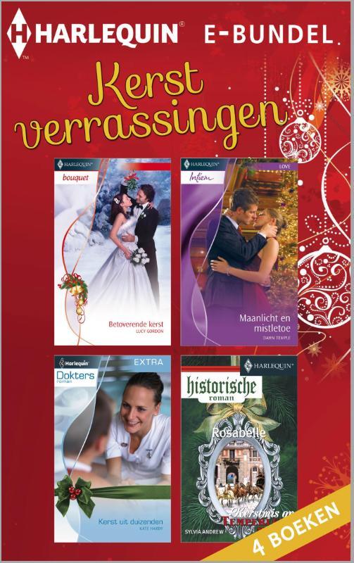 9789402507096 - Lucy Gordon: Kerstverrassingen (e-Book) - Livre