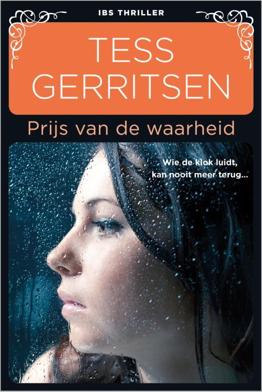 9789402507461 - Tess Gerritsen: Prijs van de waarheid (e-Book) - Book