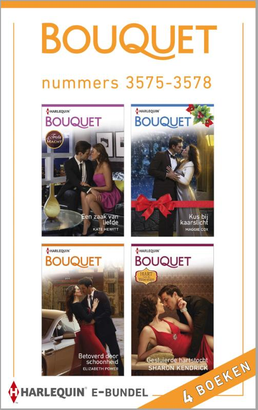 9789402507294 - Kate Hewitt: Bouquet e-bundel nummers 3575-3578 (e-Book) - Livre