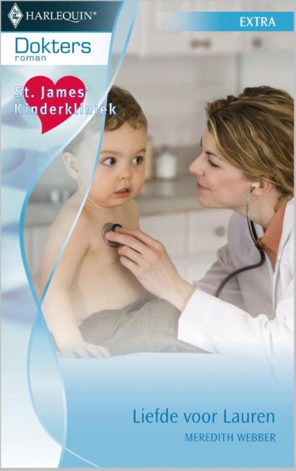 9789402507645 - Meredith Webber: Liefde voor Lauren (e-Book) - Book