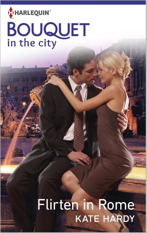 9789402508055 - Kate Hardy: Flirten in Rome (e-Book) - Book