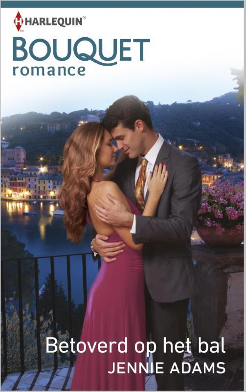9789402508000 - Jennie Adams: Betoverd op het bal (e-Book) - Book