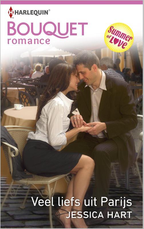 9789402509229 - Jessica Hart: Veel liefs uit Parijs (e-Book) - Book