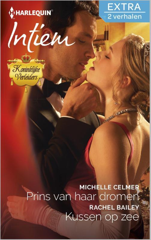 9789402508352 - Michelle Celmer: Prins van haar dromen; Kussen op zee (e-Book) - Book