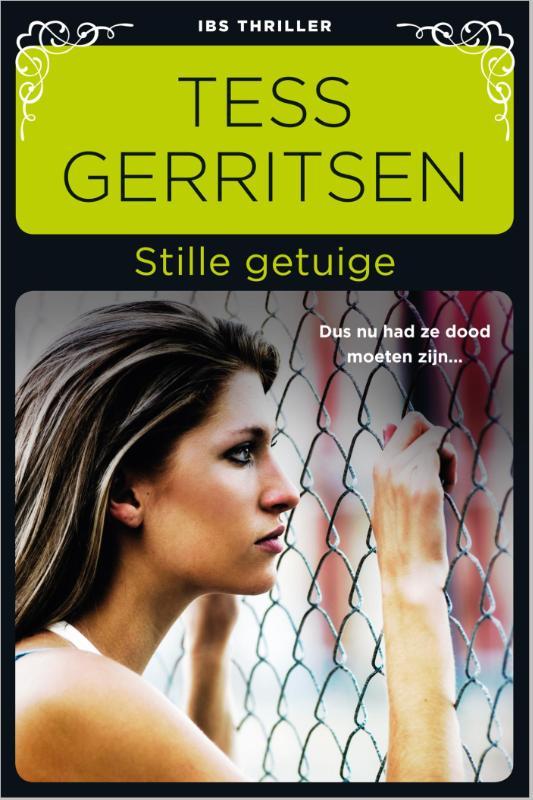 9789402508512 - Tess Gerritsen: Stille getuige (e-Book) - Book
