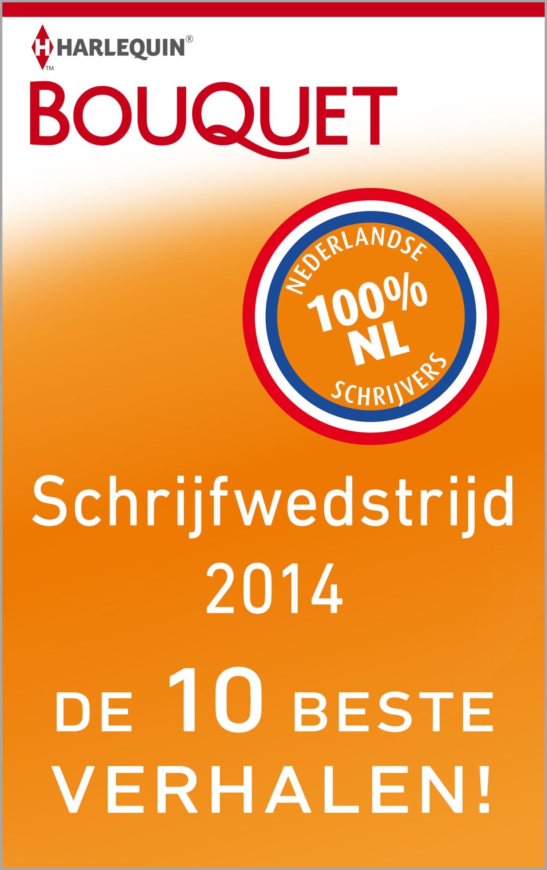9789402508659 - Martin Scherstra: Bouquet Schrijfwedstrijd 2014 - de 10 beste verhalen! (e-Book) - Book