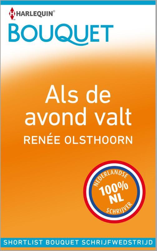 9789402508604 - Renée Olsthoorn: Als de avond valt (e-Book) - Book