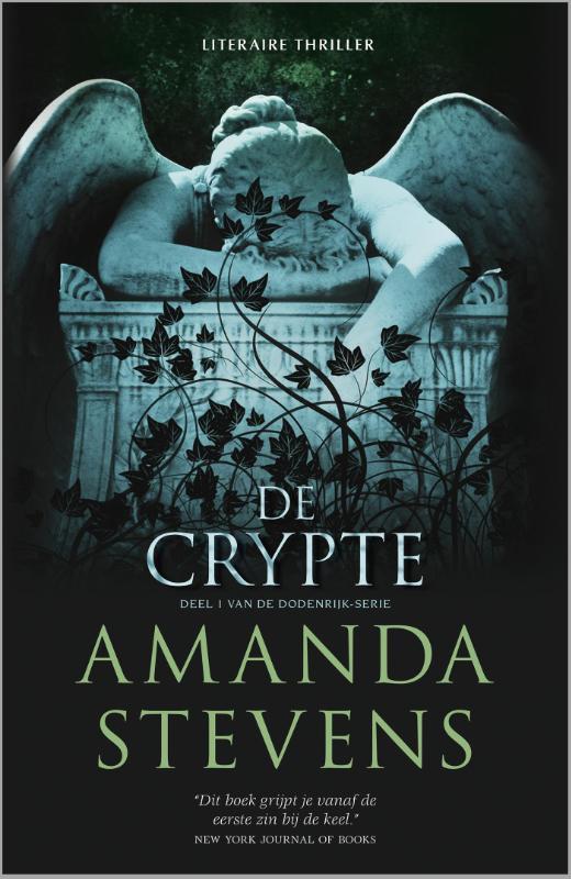 9789402508666 - Amanda Stevens: De crypte (e-Book) - Book