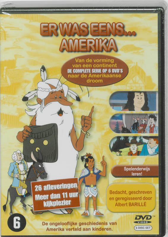 Er Was Eens Amerika (6DVD)