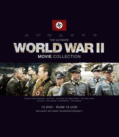Ultimate World War II Movie Collection (10DVD)