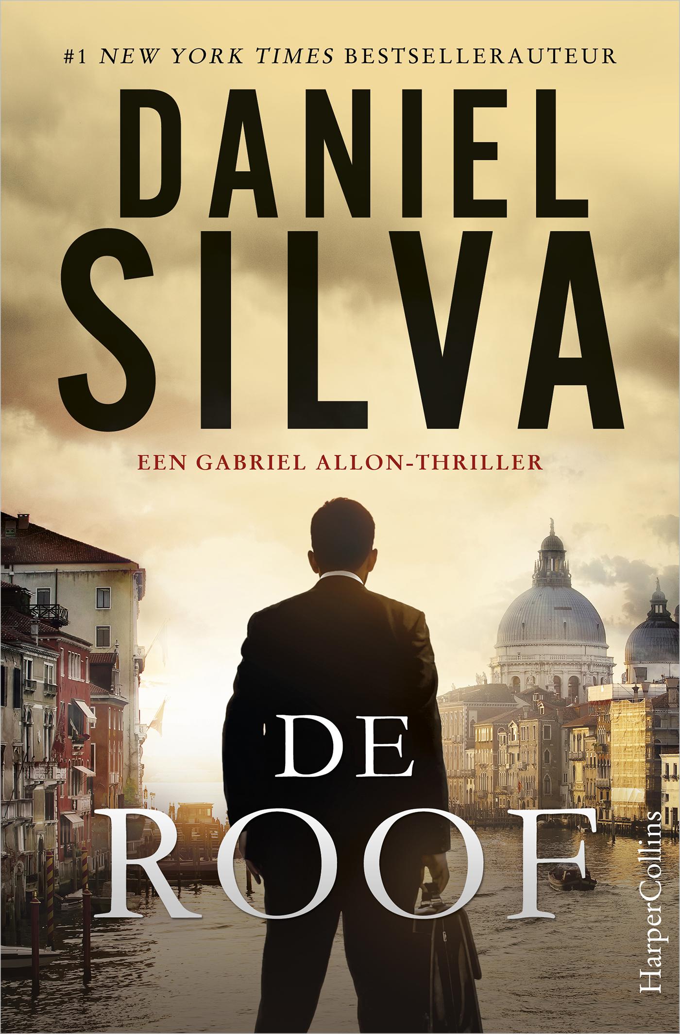 9789402508796 - Daniel Silva: De roof (e-Book) - Book