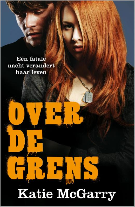 9789402508802 - Katie McGarry: Over de grens (e-Book) - Book