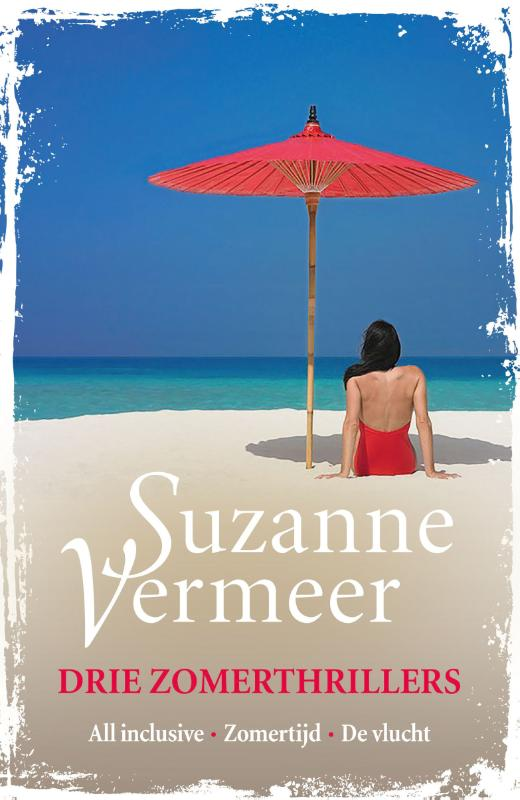 Kaft van e-book Zomerbundel: drie thrillers